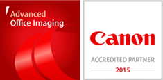 canon advanced office imaging accredited partner